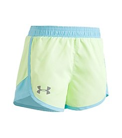 Under Armour® Girls' 2T-6X Fast Lane Short