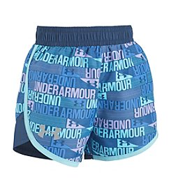 Under Armour® Girls' 2T-16 Fast Lane Shorts