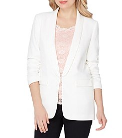 Tahari® Single Button Jacket