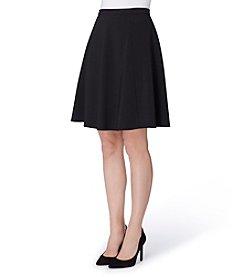 Tahari® A-line Skirt