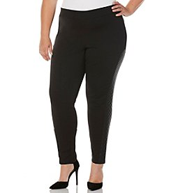 Rafaella® Plus Size Ponte Pull On Pants