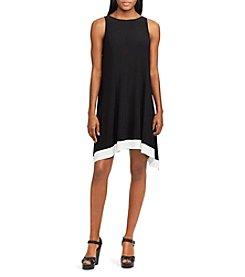 Chaps® Colorblock Flow Dress