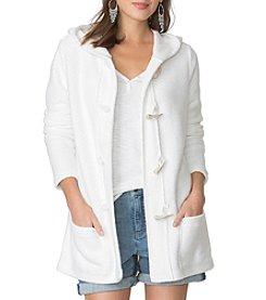 Chaps® Toggle Closure Jacket