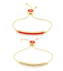 GUESS Duo Friendship Bracelets