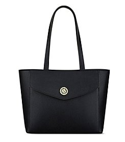 Anne Klein Perfect Tote Flap Pocket