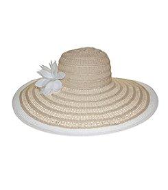 Nine West® Sand Pack Floppy Hat