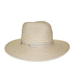 Nine West® Sand Pack Panama Hat