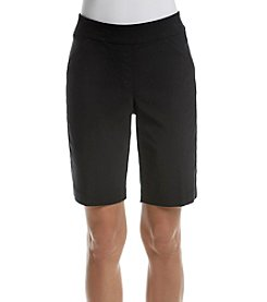 Studio Works® Stretch Waist Bermuda Shorts