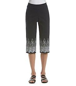 Studio Works® Printed Capri Pants