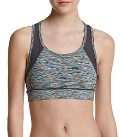 Inspired Hearts® Spacedye Mesh Sports Bra