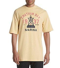 Izod® Boat Marina Graphic Tee