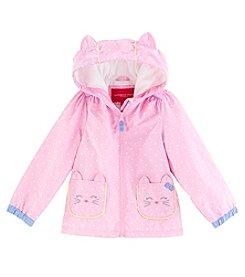London Fog® Girls' 2T-4T Single Jacket