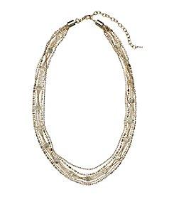 Napier® Multi Chain Necklace