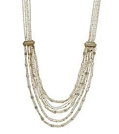 Napier® Long Multi Chain Necklace