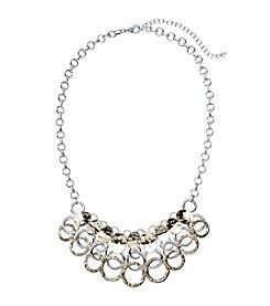 Napier® Multi Link Frontal Necklace