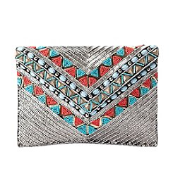 La Regale® Southwest Pattern Clutch