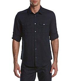 Calvin Klein Men's Modern Fit Button Down Shirt