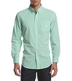 Chaps® Men's Easycare Woven Button Down Shirt