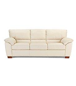 Natuzzi Editions® Trento Bone Leather Sofa