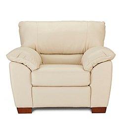 Natuzzi Editions® Trento Bone Leather Chair