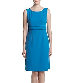 Kasper® Crepe Dress