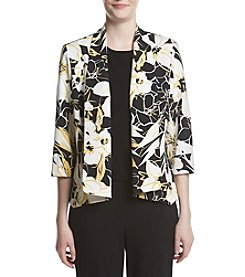 Kasper® Printed Jacket
