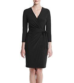 Anne Klein® Wrap Dress