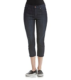 Jones New York® Lexington Denim Capris