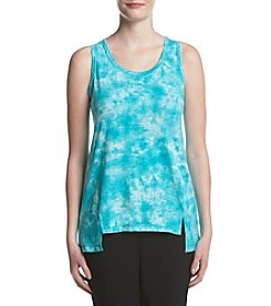 Jones New York® Tie Dye Tank