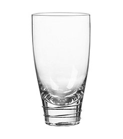 Qualia Helix Platinum Set of 4 Highball Glasses