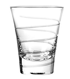 Qualia Vortex Set of 4 Double Old Fashioned Glasses