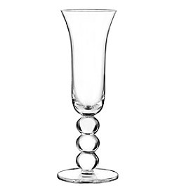 Qualia Orbit Set of 4 Champagne Flutes
