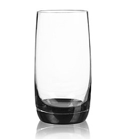 Qualia Set of 4 Ebony Highball Glasses