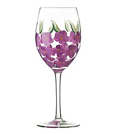 Qualia Blossom Set of 4 Wine Glasses
