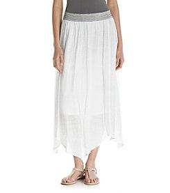 AGB® Gauze Texture Skirt