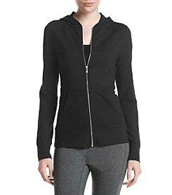 Ivanka Trump Athleisure® Hooded Full Zip Athletic Jacket