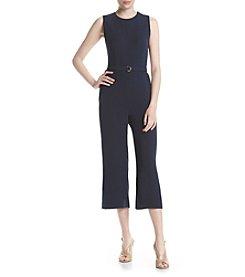 MICHAEL Michael Kors® Capri Belted Jumpsuit