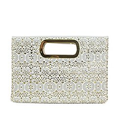 Jessica McClintock® Tiffany Perf Clutch