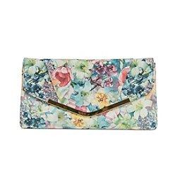Jessica McClintock® Arielle Soft Floral Clutch