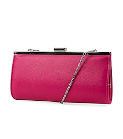 Jessica McClintock® Laura Top Frame Clutch