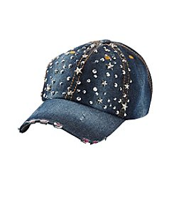 Fantasia Accessories Star Baseball Cap