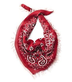 Fantasia Accessories Bandana Kerchief With Fringe