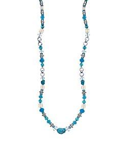 Napier® Beaded Strandage Necklace