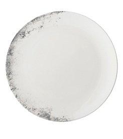 Vera Wang® Pointilliste Dinner Plate