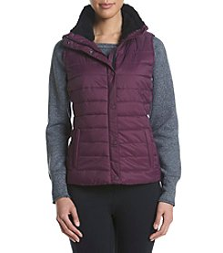 Calvin Klein Performance Quilted Sherpa Lined Vest