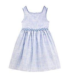 Laura Ashley® Girls' 2T-6X Check Dress