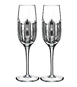 Waterford® Essentially Dungarvan Flutes Set of 2