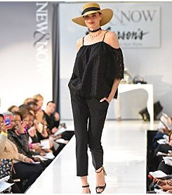 New & Now Runway Look