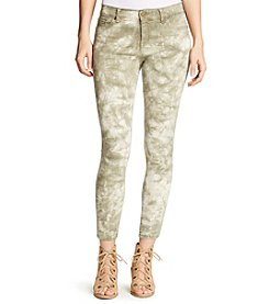 William Rast® Skinny Ankle Jeans