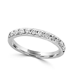 Effy® 14K White Gold .49 Ct. T.W. Diamond Ring